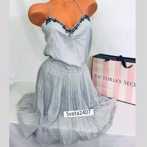 VICTORIA'S SECRET SEXY JEWELED PARTY DRESS SIZE XL